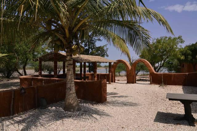 Photo 4 du Le restaurant et bar de l'Ecoldodge de Palmarin
