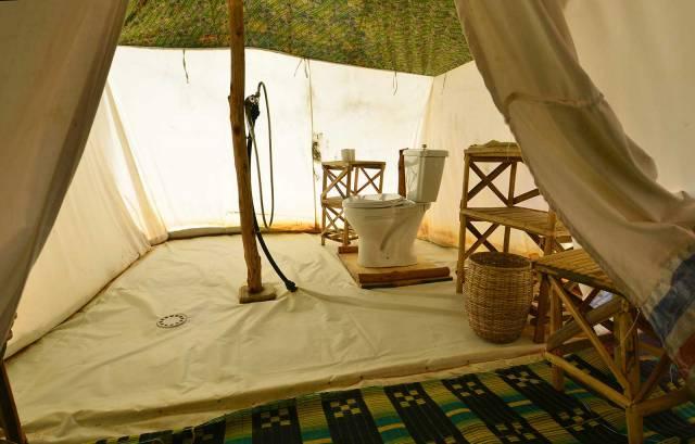 Photo 7 du Les chambres de l'Ecolodge de Lompoul