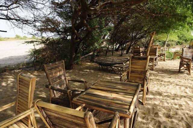 Photo 13 du Le restaurant et bar de l'Ecoldodge de Palmarin