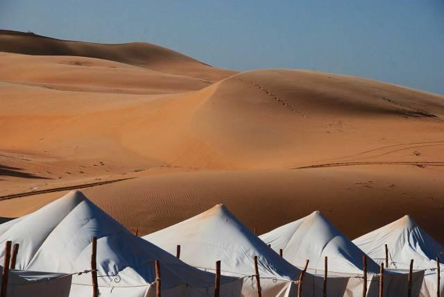 Photo 20 du Ecolodge de Lompoul au Sénégal. Vacances dans un lodge en plein désert au nord du Sénégal.