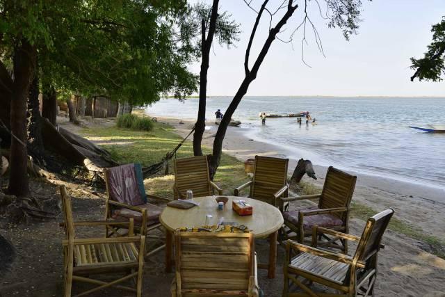 Photo 4 du Le restaurant, le bar de l'Ecolodge de Simal