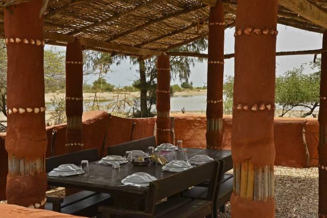 Photo 5 du Le restaurant et bar de l'Ecoldodge de Palmarin