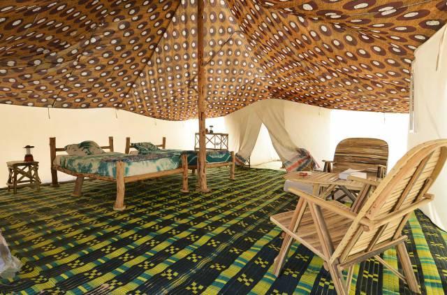 Photo 8 du Les chambres de l'Ecolodge de Lompoul