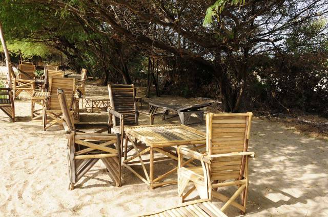 Photo 15 du Le restaurant et bar de l'Ecoldodge de Palmarin