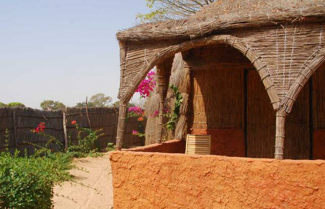Photo 6 du Les chambres de l'Ecolodge de Simal