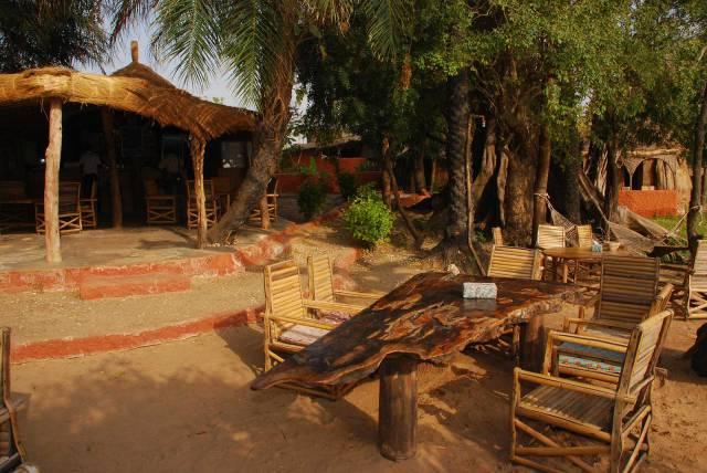 Photo 9 du Le restaurant, le bar de l'Ecolodge de Simal
