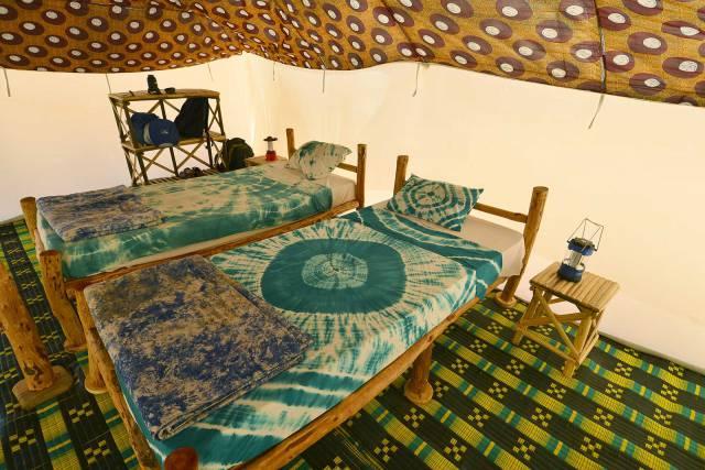 Photo 5 du Les chambres de l'Ecolodge de Lompoul