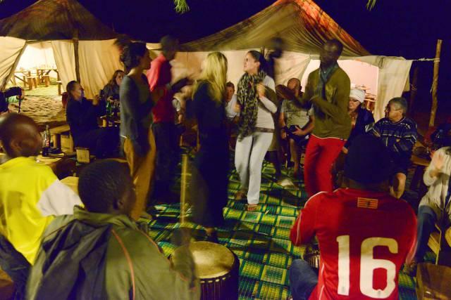 Photo 2 du Les activités à l'Ecolodge de Lompoul, Désert de Lompoul au Sénégal