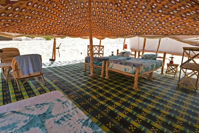 Photo 10 du Les chambres de l'Ecolodge de Lompoul