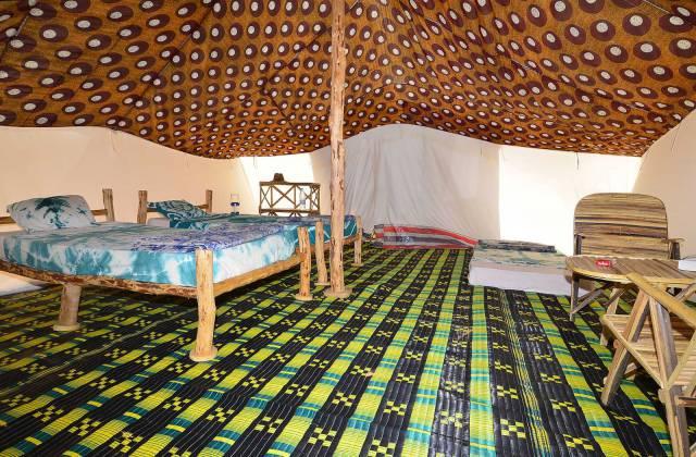 Photo 2 du Les chambres de l'Ecolodge de Lompoul