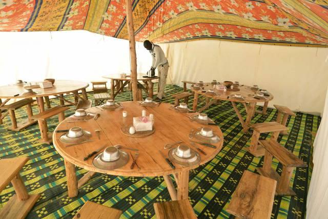 Photo 4 du Ecolodge de Lompoul au Sénégal. Vacances dans un lodge en plein désert au nord du Sénégal.