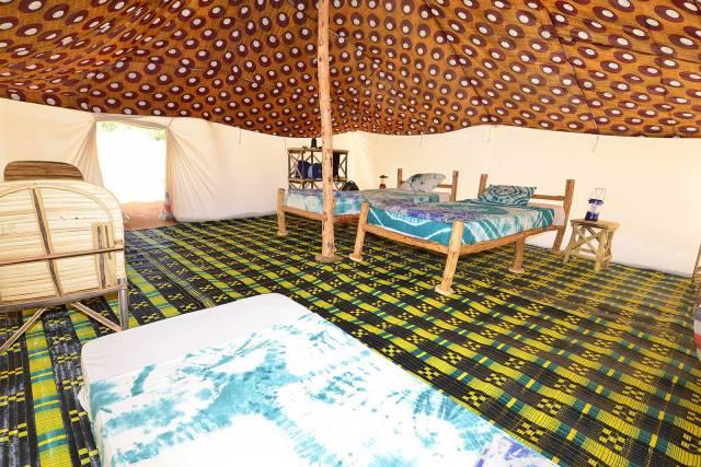 Photo 4 du Les chambres de l'Ecolodge de Lompoul
