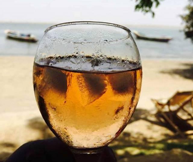 Photo 10 du Le restaurant, le bar de l'Ecolodge de Simal