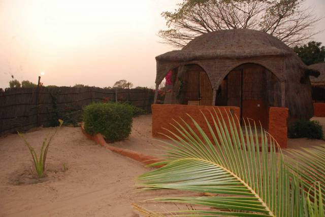 Photo 3 du Les chambres de l'Ecolodge de Simal