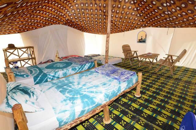 Photo 3 du Les chambres de l'Ecolodge de Lompoul