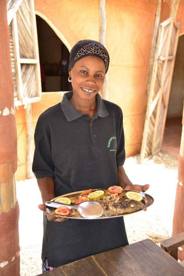 Photo 7 du Le restaurant et bar de l'Ecoldodge de Palmarin