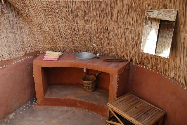 Photo 9 du Les chambres de l'Ecolodge de Simal