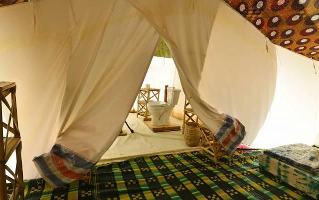 Photo 6 du Les chambres de l'Ecolodge de Lompoul