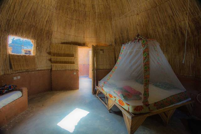 Photo 12 du Les chambres de l'Ecolodge de Simal