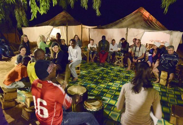 Photo 5 du Les activités à l'Ecolodge de Lompoul, Désert de Lompoul au Sénégal