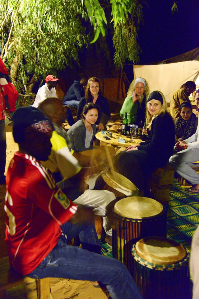 Photo 3 du Les activités à l'Ecolodge de Lompoul, Désert de Lompoul au Sénégal