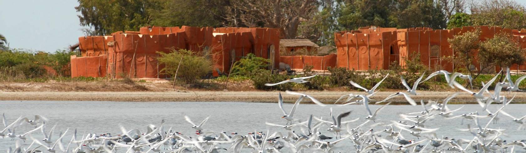 Panoramique 2 des Ecolodges du Sénégal