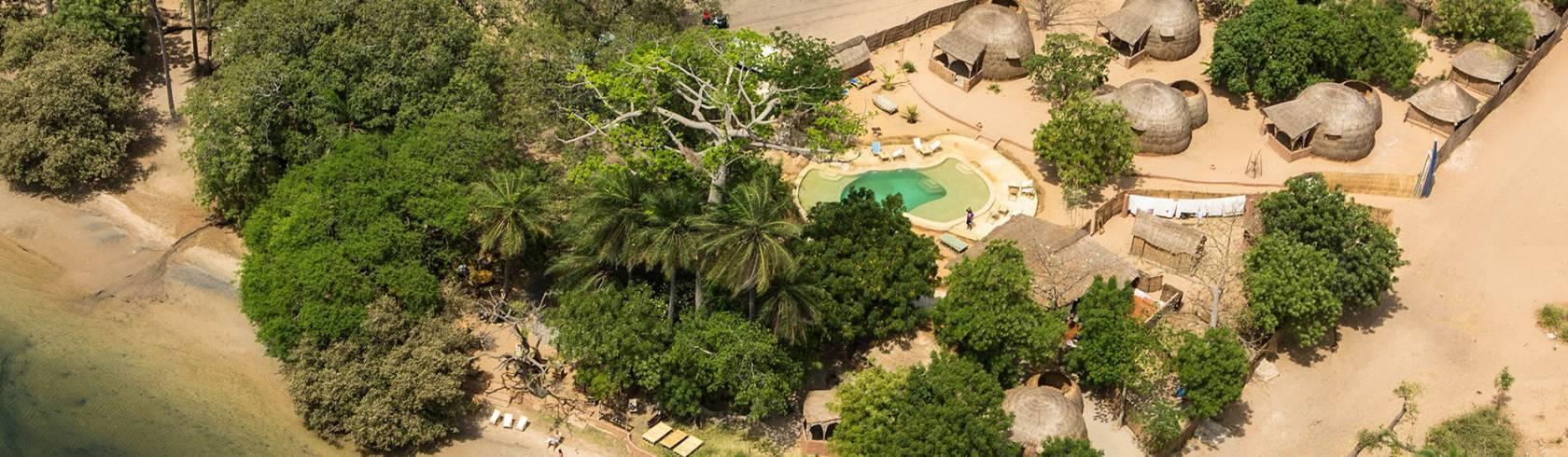Panoramique 6 des Ecolodges du Sénégal